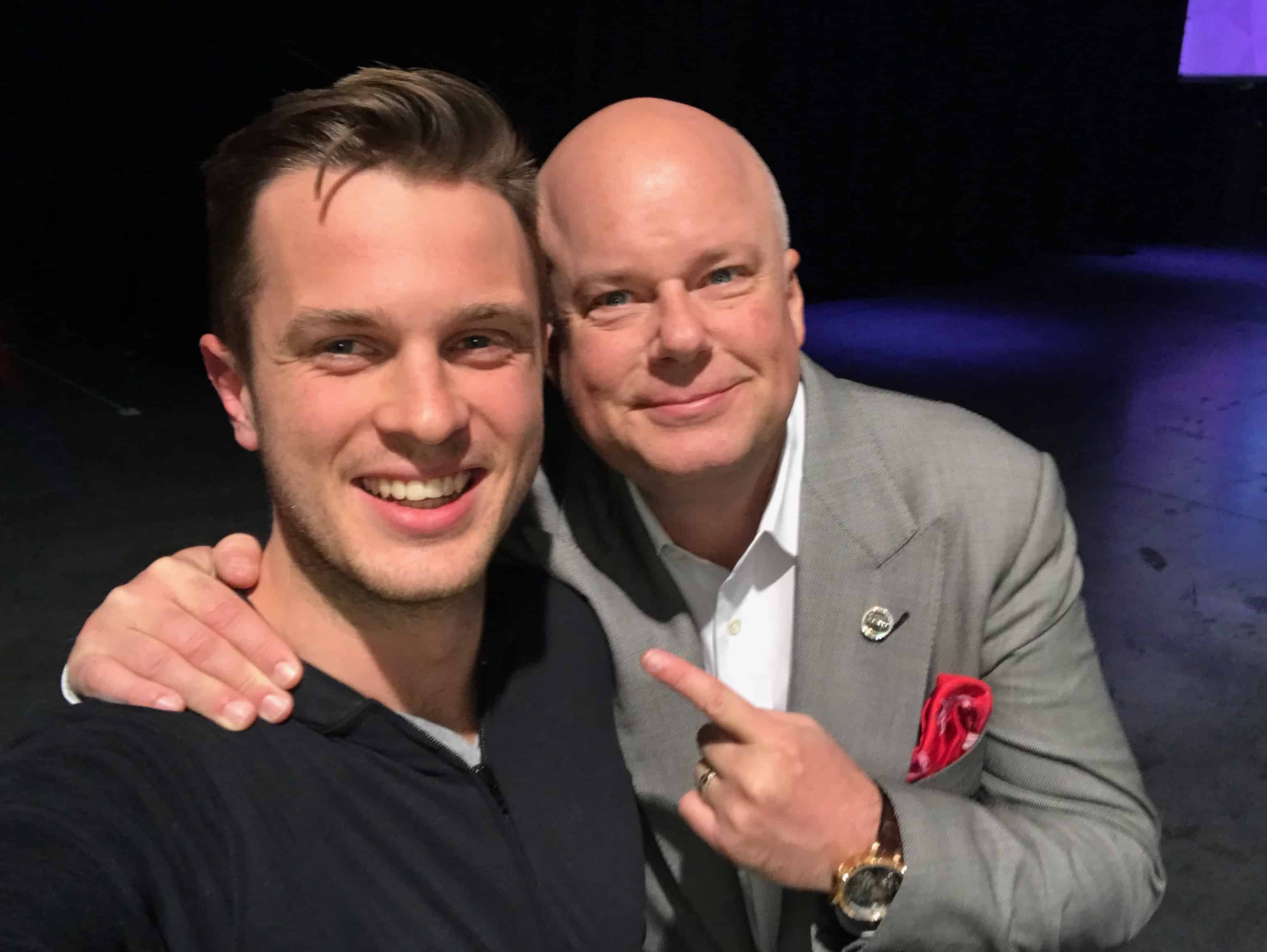 Alex King & Eric Worre Go Pro 2017 Network Marketing Pro